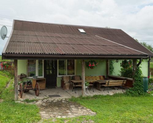 Duży domek wczasowy