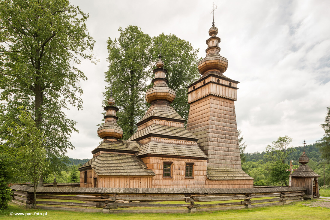 Cerkiew w Kwiatoniu, fot. K. Ligęza